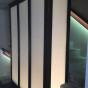 Lichtschacht in Wohnhaus